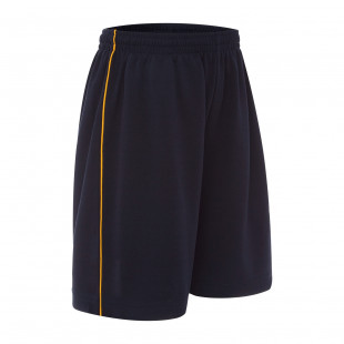 Reedman Sport Shorts with Contrast Piping