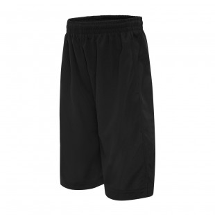 Ruse Micro Mesh Shorts with Reverse Panels